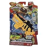 Power Rangers : Dino Super Charge – Morpher Lance Missiles – Blaster avec 4 Flechettes et...