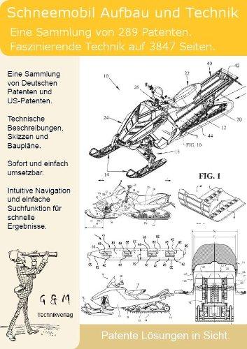 Schneemobil und Motorschlitten : 289 Patente zeigen was dahinter steckt