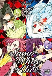 Snow White & Alice Edition simple Tome 4