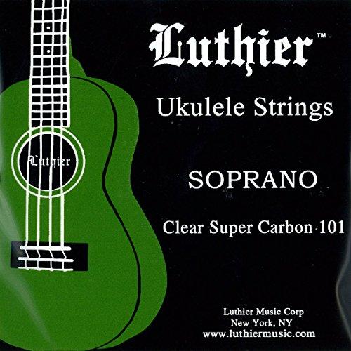 LUTHIER - Juego Cuerdas Luthier Ukelele Soprano 101-SOP - 3801697-TM - Recibe en 1-2 días. También en tienda
