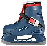 Bauer LIL Champ Skates, Blue, 12-13