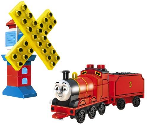 Mega Bloks 10511 - Thomas die Eisenbahn James