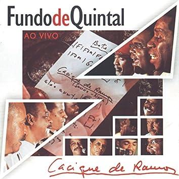 Grupo Fundo de Quintal Ao Vivo - Gravado no Cacique de Ramos