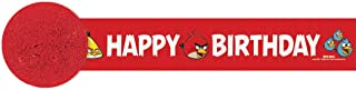 Angry Birds Crepe Paper Streamer (30ft)