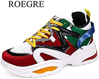2018 Harajuku Autumn Vintage Sneakers Men Breathable Mesh Casual Shoes Men Comfortable Fashion Tenis Masculino Adulto Sneakers