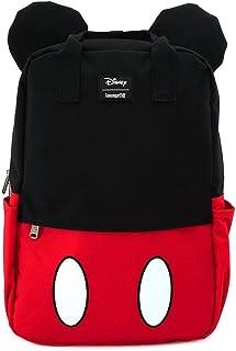 x Disney Mickey Mouse - Mochila cuadrada de nailon