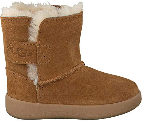 UGG® Keelan Leather Kinder Stiefel Beige