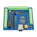 SainSmart 4 Axis Mach3 USB CNC Motion Controller Card...