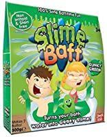 Zimpli Kids Bath Slime Baff 2-Use 300G Box by Zimpli Kids