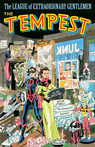 The League of Extraordinary Gentlemen (Vol IV): The Tempest: 4