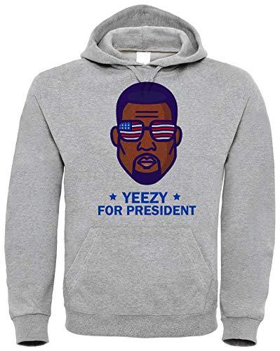 Benefitclothing Yeezy for The President Kapuzenpullover