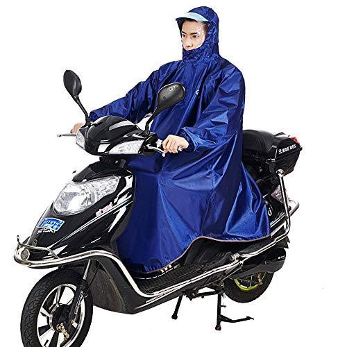 XXHDEE Regenjas, regenjas, regenjas met capuchon, poncho pak, motorfiets, regenbroek, set, beschermende uitrusting voor werk en outdoor-activiteiten