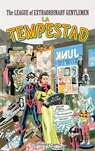 The League of Extraordinary Gentlemen: La Tempestad (Biblioteca Alan Moore)