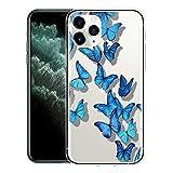 ZhuoFan Funda Oppo A5 / A9 2020 / A11x, fina, transparente, carcasa de silicona con estampado, antigolpes y antigolpes para smartphone Oppo A5 / A9 2020 / A11x 39