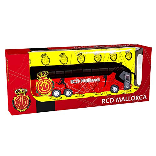 Eleven Force Bus RCD Mallorca Red/Black (12982)