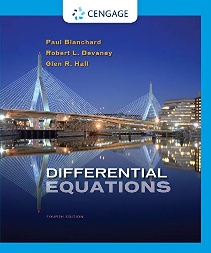 Compare Textbook Prices for Differential Equations with DE Tools Printed Access Card 4 Edition ISBN 9781133109037 by Blanchard, Paul,Devaney, Robert L.,Hall, Glen R.