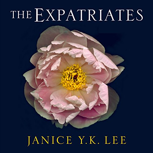 The Expatriates audiobook cover art