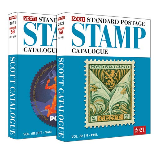 Compare Textbook Prices for 2021 Scott Standard Postage Stamp Catalogue - Volume 5 N-Sam Scott Catalogues 177 Edition ISBN 9780894875946 by Jay Bigalke,Jay Bigalke,Charles Snee,James Kloetzel