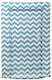 East Coast Nursery Chevron Changing Mat (Turquoise), 8011