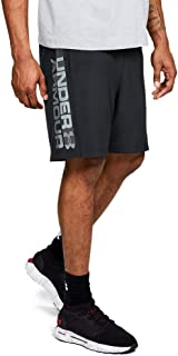 Under Armour Men's Woven Graphic Wordmark Short