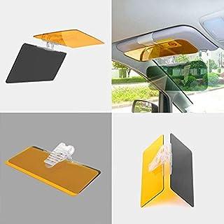 Omenluck 1 pcs Pare-Soleil Extension Voiture Auto Auto Anti Eblouissement Conduite HD Pare-Soleil Anti Eblouissement Anti UV Universel