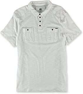 Mens Military Rugby Polo Shirt