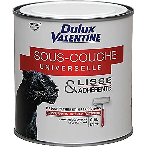 Peinture Dulux Valentine - Sous-couche Universelle Valfond Glycéro 2,5 L
