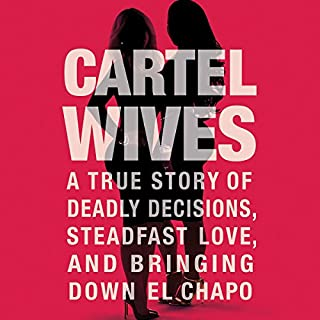 Cartel Wives audiobook cover art