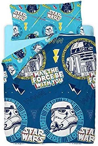 compras de moda online Saco Saco Saco Nórdico Star Wars Doodle Ideal para Literas y Camas Nido de 90cm  tienda de ventas outlet