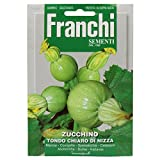Franchi Samen Zucchini Tondo Di Nizza -