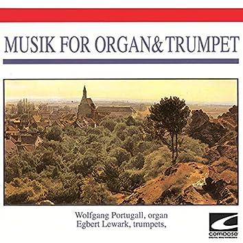 Musik For Organ & Trumpet