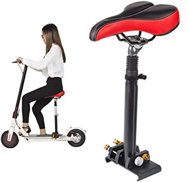 OUKANING Ajustable Silla de Asiento de Scooter Eléctrico ...