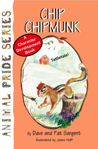 Chip Chipmunk (Animal Pride Book 25) (English Edition)