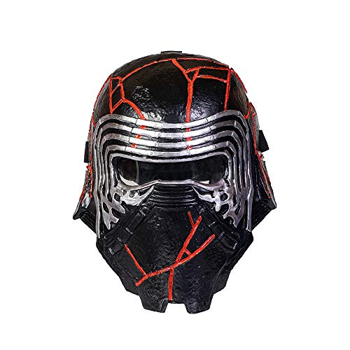 Dealtrade Kylo - Máscara completa de látex para disfraz de adulto, para disfraz de Halloween