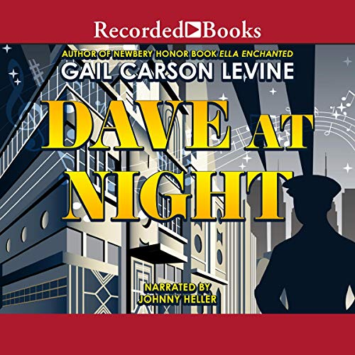 Dave at Night Audiobook By Gail Levine cover art