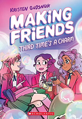 Making Friends: Third Time's a Charm (Making Friends #3) (3)
