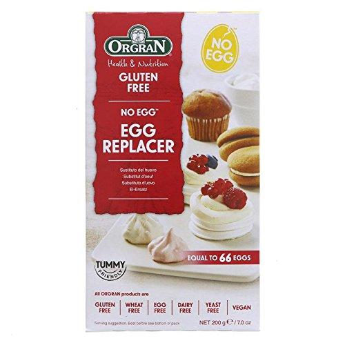 Orgran | Egg Replacer | 5 x 200g