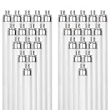 Sunlite F21T5/830 21-Watt T5 Linear Fluorescent Light Bulb Mini Bi Pin Base, 3000K, 40-Pack