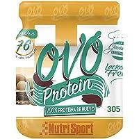 Nutrisport Ovo Protein Claras de Huevo Original - 305 gr