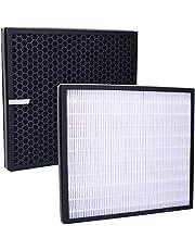 Wessper HEPA-filter för Philips 2 i 1 AC4158/00, ersättning för Philips AC4080/10 filter