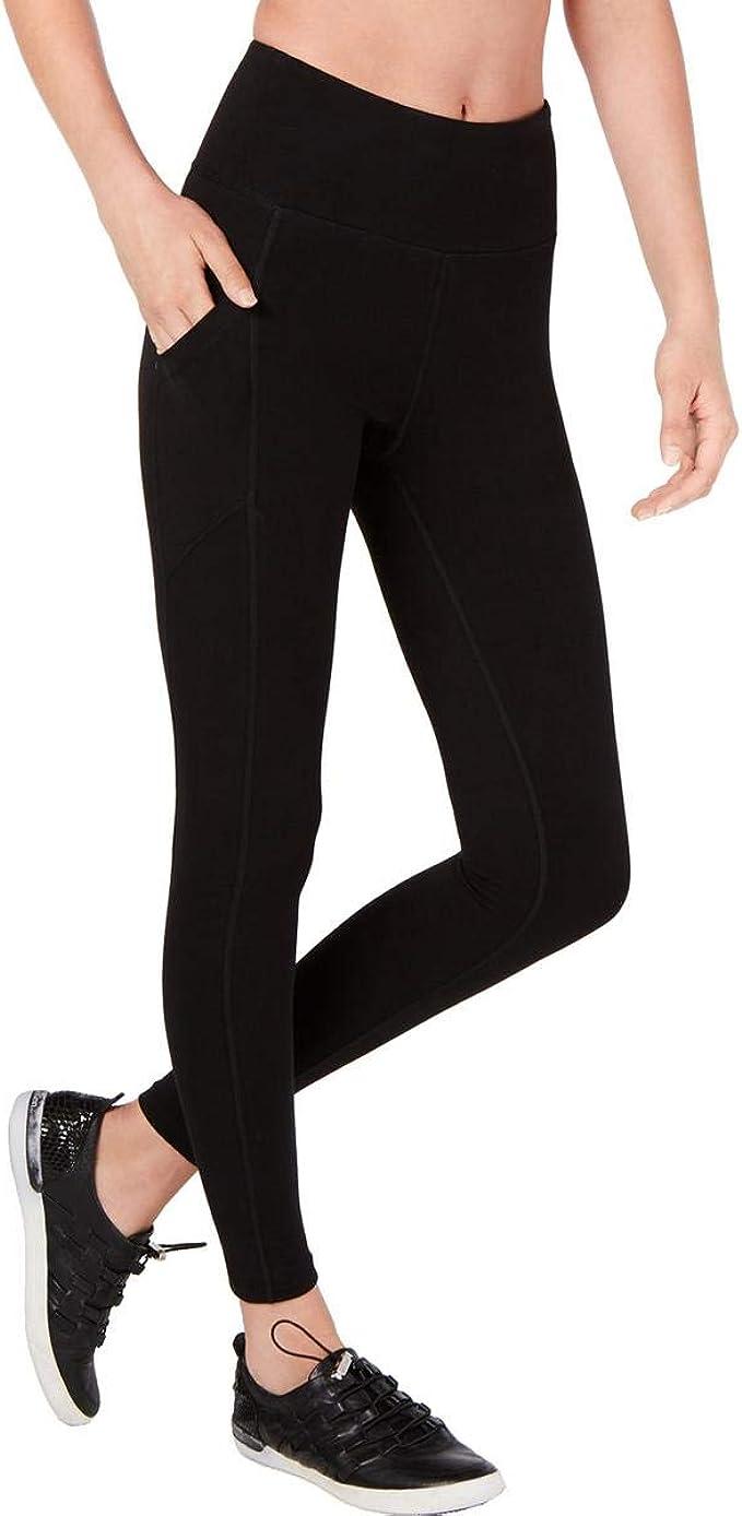 Calvin Klein Damen Clavin Klein High Waist Full Length Leggings ...