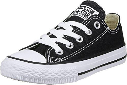 Converse Kinderschuhe - Chucks CTAS OX 3J235 - Black, Größe:29 EU