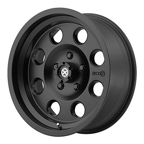 ATX Series AX199 Mojave II Satin Black Wheel (18x9'/8x165.1mm, 00mm offset)
