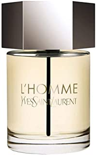 L'homme By Yves Saint Laurent Eau De Toilette Spray For Men 3.3 oz