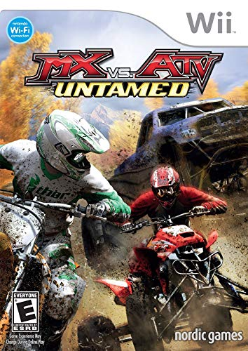 MX vs. ATV: Untamed - Wii (Renewed)