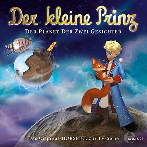 Der Planet der zwei Gesichter (Der kleine Prinz 20) Titelbild