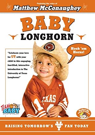 Baby Longhorn Featuring the voice of Matthew McConaughey