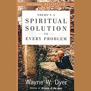 There's a Spiritual Solution to Every Problem audiobook cover art
