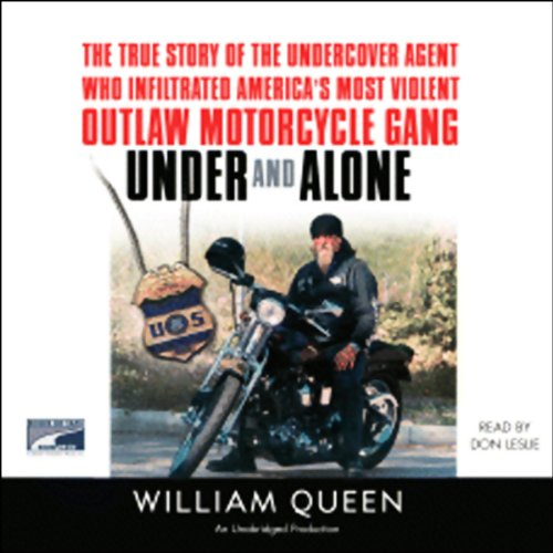 Under and Alone Audiobook By William Queen cover art