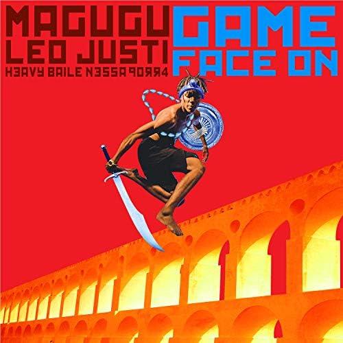 Magugu, Heavy Baile & Leo Justi